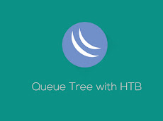 Queue Tree sederhana dengan HTB