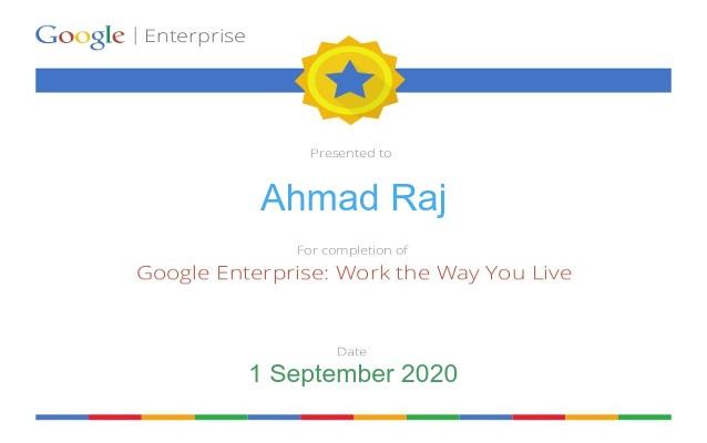 Mari Kita Kuliah Di Google! Dapat Ijazah Lho
