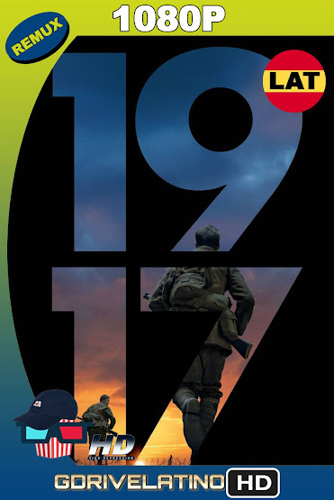 1917 (2019) BDRemux 1080p Latino-Ingles MKV