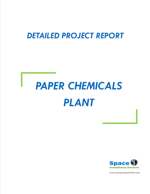 Project Report on Paper Chemicals Plant