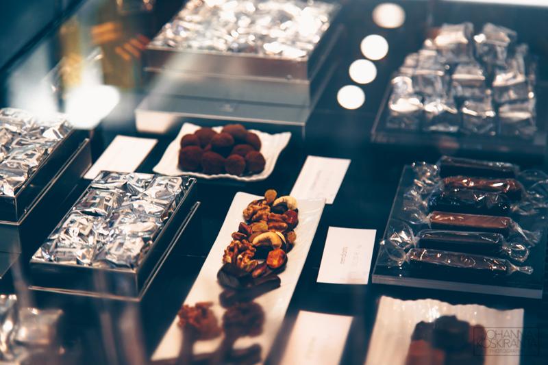Pariisin parasta suklaata