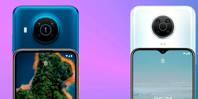 Handphone 5G Dari Nokia