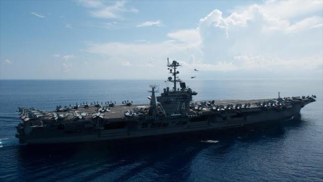 EEUU considera enviar buques de guerra al estrecho de Taiwán