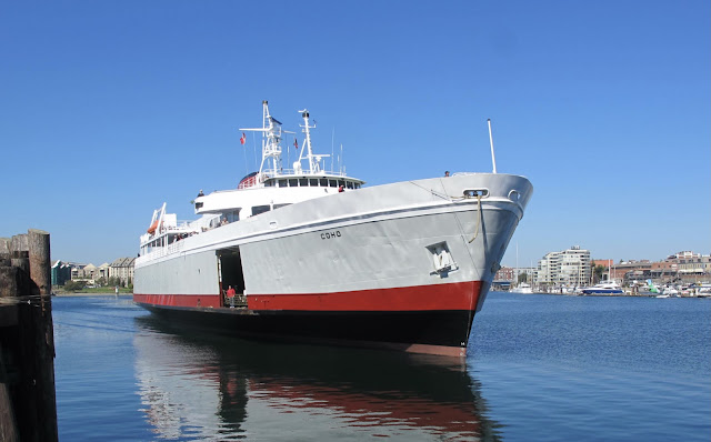BLACK BALL FERRY SERVICE RESUMES IN NOVEMBER BETWEEN PORT ANGELES, WA AND VICTORIA, BC