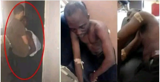 See how Turkish man stabs  Nigerian staff in Osun for not including 'Mr' in his name