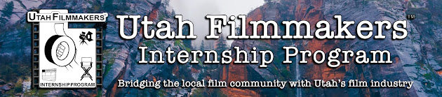 Utah Filmmakers™ Internship Program