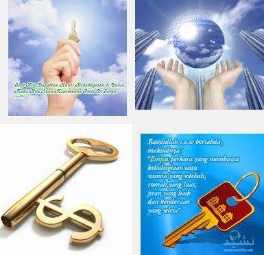 Kunci Dunia - Keseimbangan Beribadah dan Bekerja