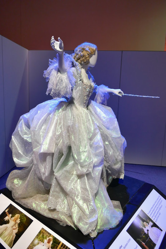 Cinderella Fairy Godmother movie costume
