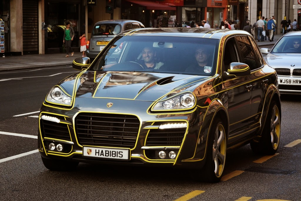 London Super Cayenne