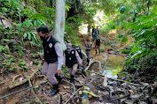 Karantina Pertanian Entikong Patroli di 4 Wilayah Perbatasan Darat Kalimantan Barat