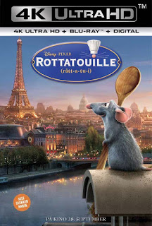 Ratatouille (2007) 4K UHD [HDR] Latino-Ingles