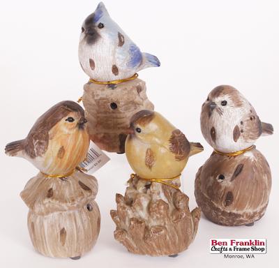 Resin Birds