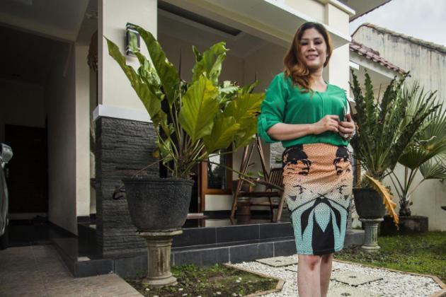 Wina Lia Janda Viral 'Jual Rumah Bonus Isteri' Akhirnya Bernikah