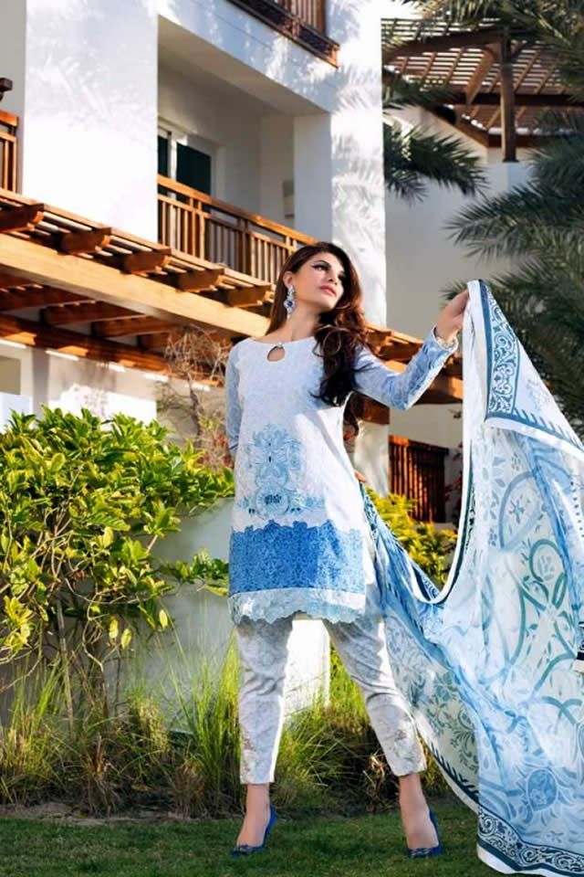Zainab Chotani Summer Collection 2016