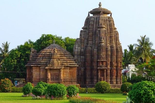 Rajarani Temple in Bhubaneshwar, Odisha