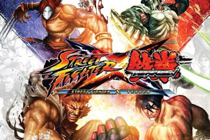 Get Free Download Install and Play Game Street Fighter vs Tekken for Computer PC or Laptop