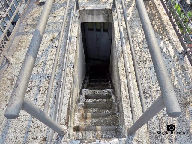 Palacete Violeta (escadaria do Mirante)