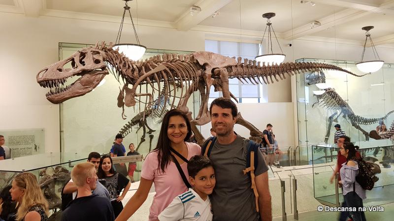 Museu de História Natural, Nova York