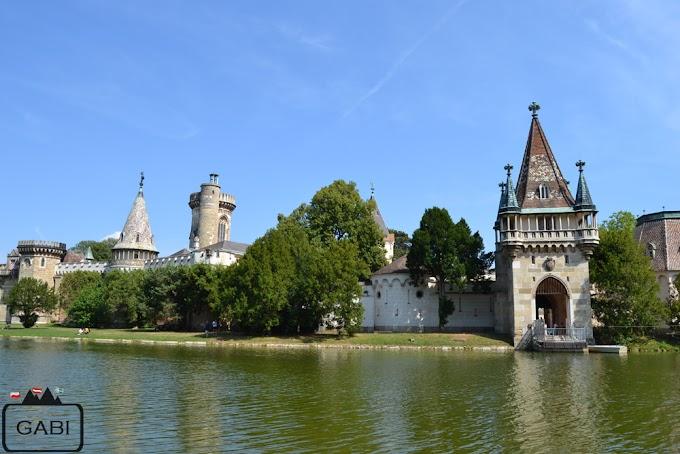 Laxenburg - zamek i ogrody