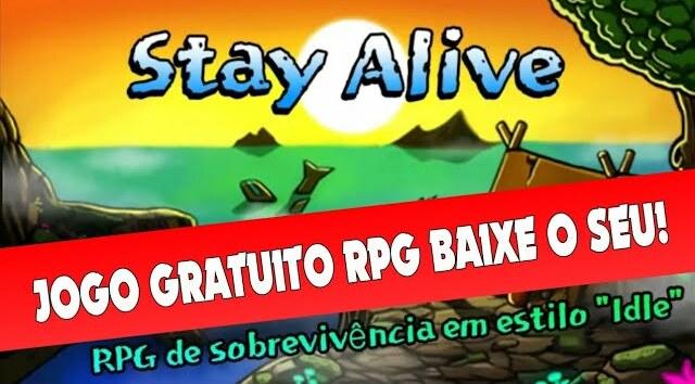 Jogo RPG Stay Alice gratuito por tempo limitado
