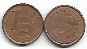 1 centavo, 2002