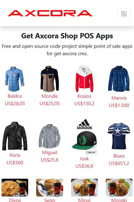 Mobile web app free download source code full gratis