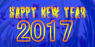 2017 Happy New Year Joyous Messages