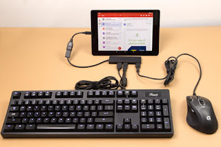 New simple trick to use Keyboard, Mouse and Game pad on Android Devices