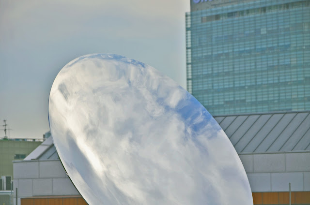 The Sky Mirror by Anish Kapoor
