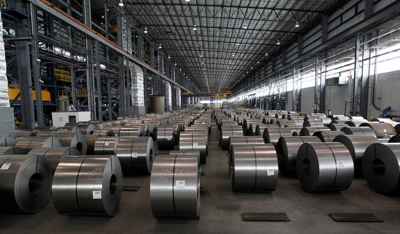 Aço | História do Aço