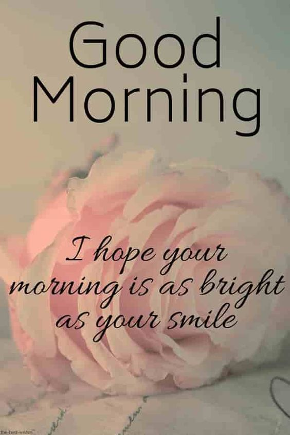 Awesome Smiling Good Morning Love Quotes For Him and Her To Make Their Day, best i love you good morning quotes