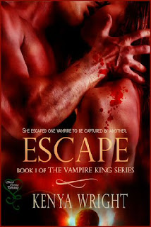 "Kenya Wright's ""Vampire King Trilogy"" Blog Barrage"