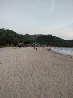 Pantai Minang Rua lampung Selatan Doc. Alamindo.com