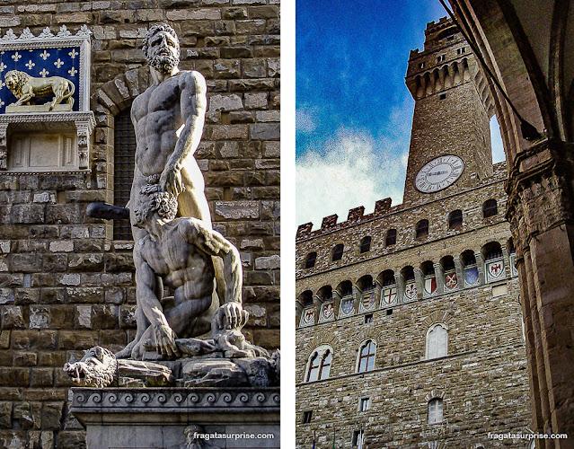Palazzo Ducale (Palazzo Vecchio), Florença, Itália