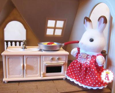 Шоколадный кролик Сильвания Фэмили