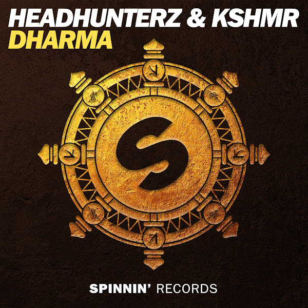 Headhunterz & KSHMR - Dharma - Single Cover
