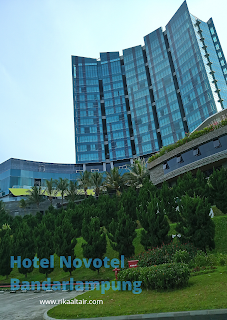 Hotel novotel bandarlampung