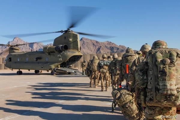 USA ritirano le truppe dall'Afganistan