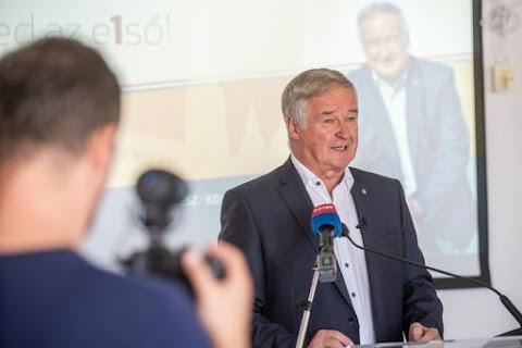 Konzultációt indít Nemesi Pál szegedi független polgármester-jelölt