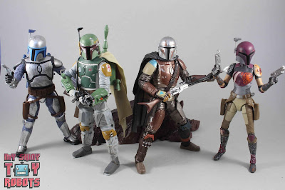 Star Wars Black Series The Mandalorian Carbonized Collection 39