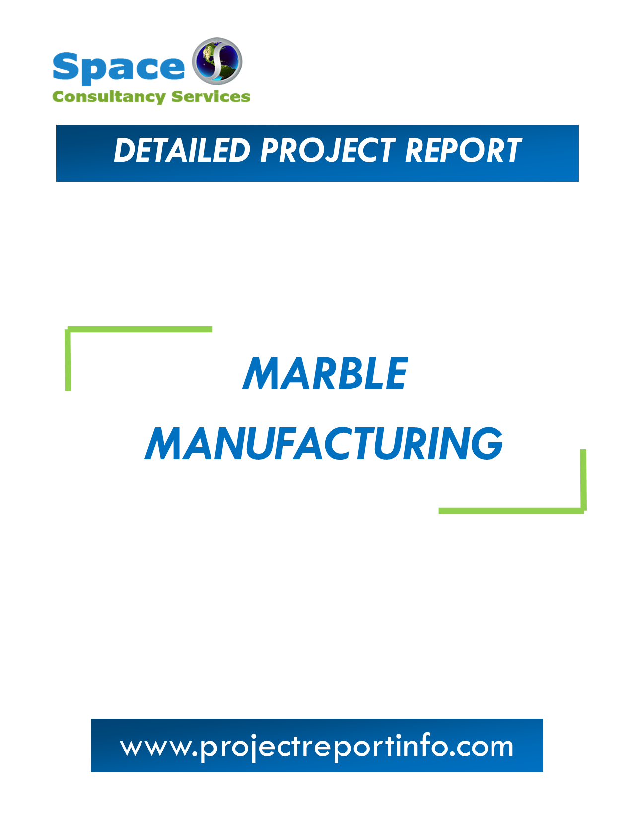Project Report on Marble Manufacturing