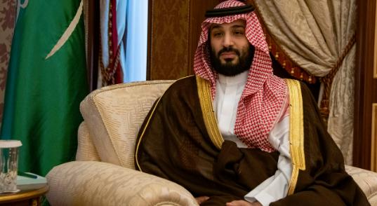 محمد بن سلمان بن عبد العزيز آل سعود ولي عهد المملكة العربية السعودية