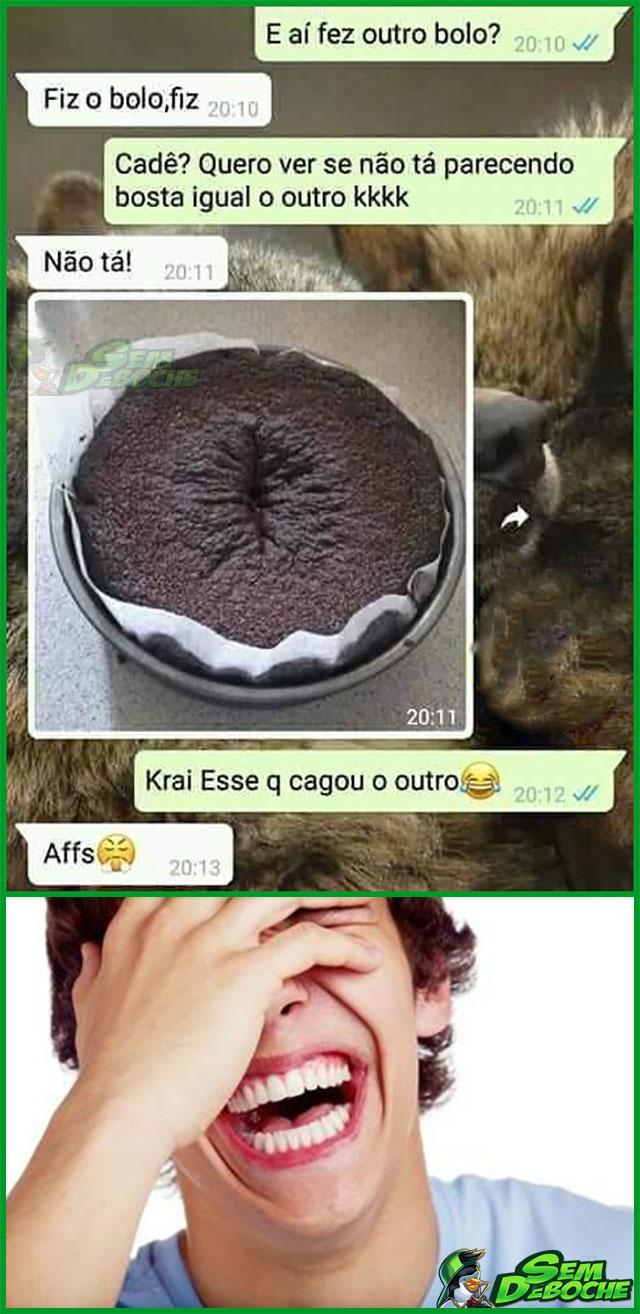BOSTA DE BOLO