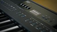 Kawai ES920 control panel