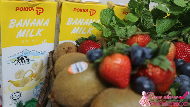 Pokka Banna Milk