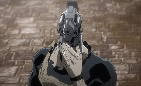 No Guns Life Episodio 02