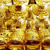सोन्याचा भाव वाढला;  दहा वर्षांतला सर्वांत महागडा दसरा