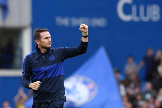 Lampard sabe a pressão que enfrentará