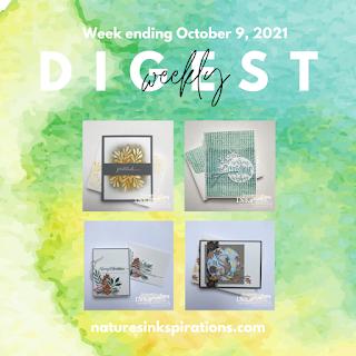 Weekly Digest #37 | Week Ending October 9, 2021 | Nature's INKspirations by Angie McKenzie