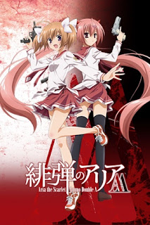 Hidan no Aria AA Batch Subtitle Indonesia